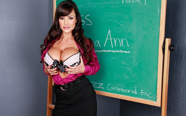 Lisa Ann - Dangerous Minds With Dangerous Dicks