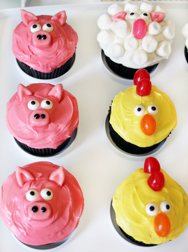 Cute Easy Decorated Cakes
