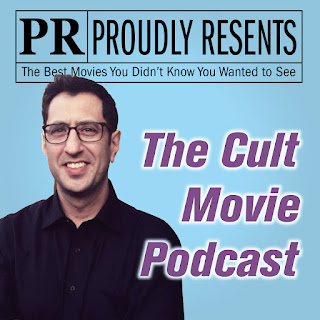 Posts in the Podcast Category at Proudly Resents: The cult movie podcast