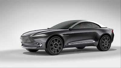 2019 Aston Martin DBX Rumeurs, Caractéristiques, Prix, Date de sortie
