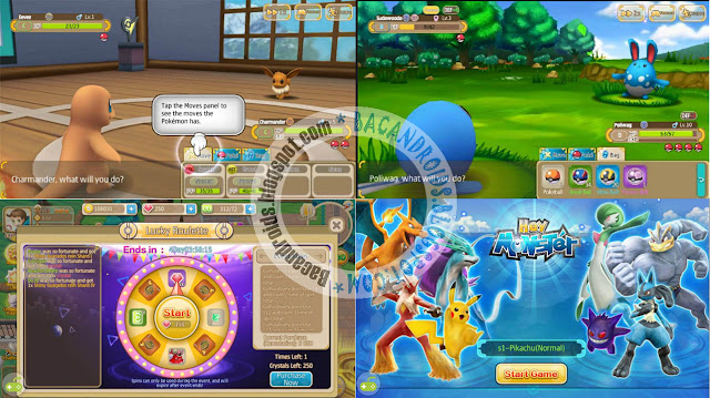 download Hey Monster(SEA) Apk Full Data Versi Terbaru Android Versi HACK MOD