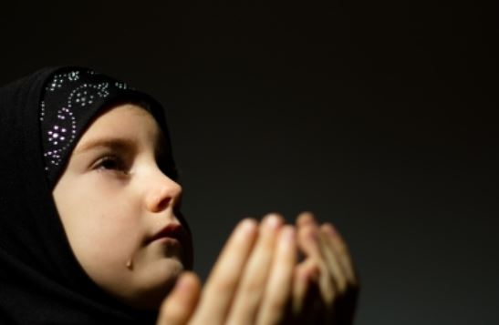 Gambar Gambar Berdoa Wanita Pria Muslim Sujud Doa Islami Anak ...