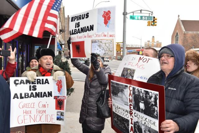 Ο επιθετικός εθνικισμός των Τούρκων, των Αλβανών και των Σκοπιανών απειλεί τον Ελληνισμό