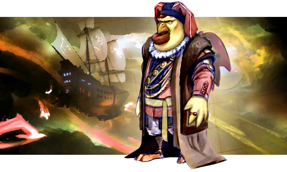Pirate101 Marco Pollo