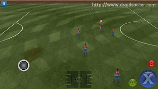 DLS Mod Atletico Madrid v4.10 Apk + Data Obb Android