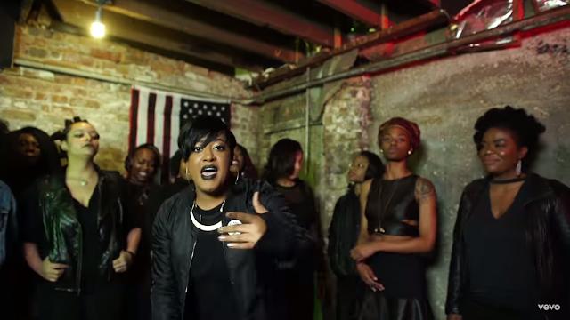 """Rapsody lança o clipe """"Power"""" com part. de Kendrick Lamar e Lance Skiiiwalker"""