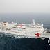 Video: Buque hospital chino llega a Venezuela para ayudar a la población