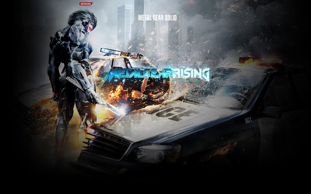 temas metal gear rising revengeance 2