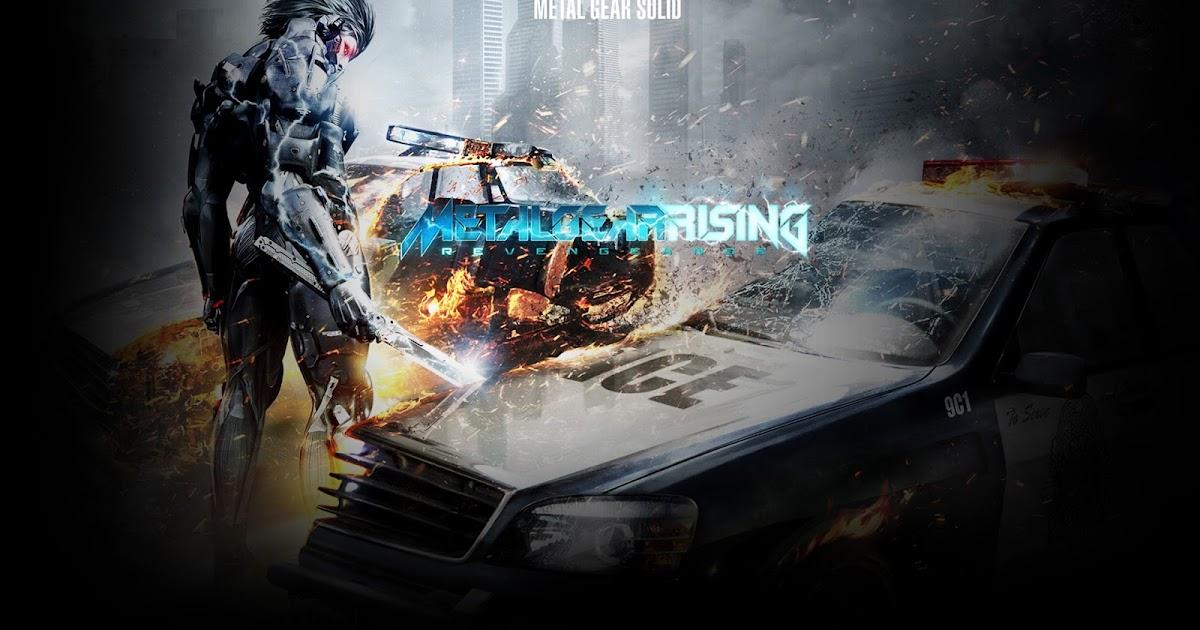 210 The Last Of Us Papéis De Parede Hd: Metal Gear Rising Revengeance 2 Wallpaper E Fotos Em HD