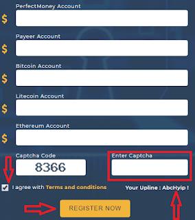 Как зарегистрироваться в проекте Sonatabit com