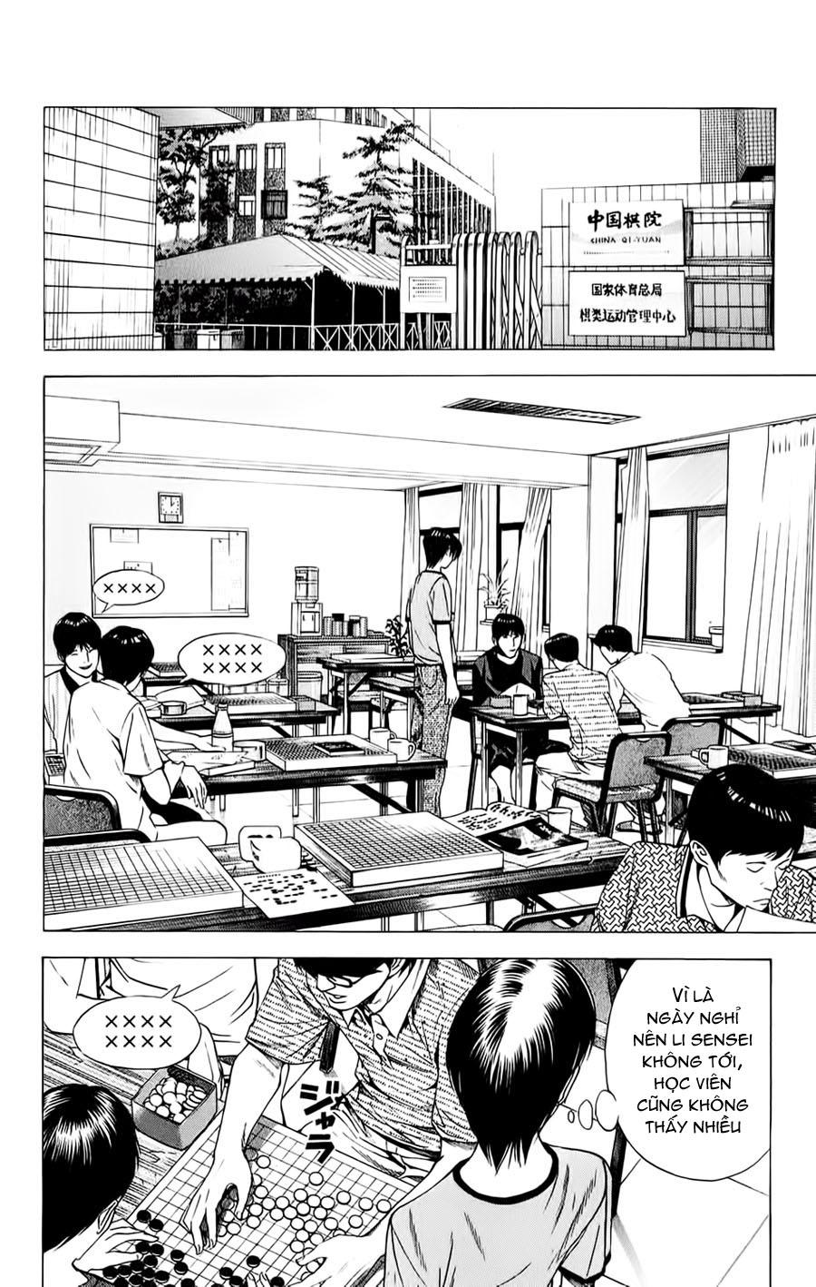 Hikaru No Go hikaru no go chap 134 trang 9