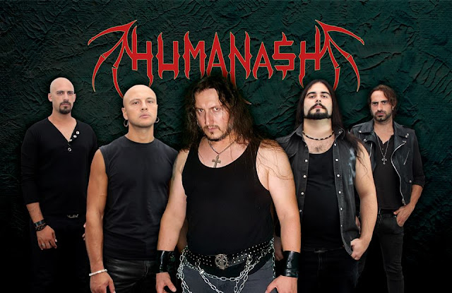 HumanasH - Night Adventure in a Desecrated Church
