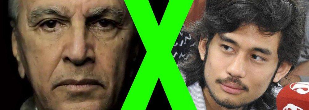 Caetano Veloso, Movimento Brasil Livre, Pedofilia