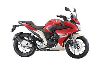Review Yamaha Fazer 250