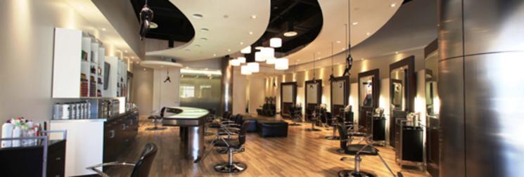 Marzua paul mitchell hair salon de art arquitectos for A paul mitchell salon