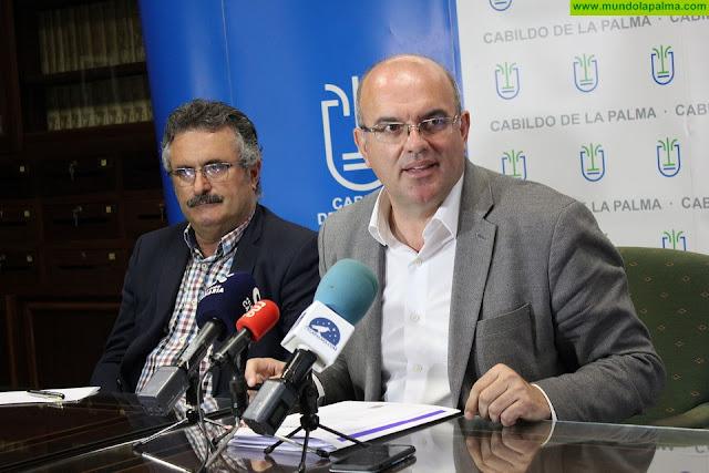El Cabildo defiende la colaboración institucional en el desarrollo del Fdcan