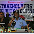 LAGOS COMMISSIONER OF POLICE, EDGAL IMOHIMI HOLDS STAKEHOLDERS' SECURITY MEETING