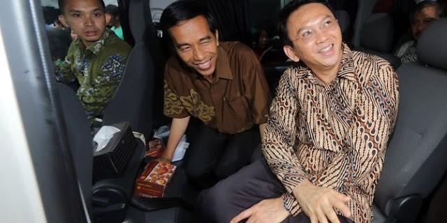 Presiden Jokowi Akhirnya Buka Suara Soal Kabar Ahok Bakal Diangkat Jadi Mendagri