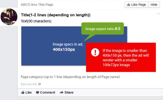 Screenshot 12 Kích thước tiêu chuẩn để tối ưu hóa Facebook marketing   Facebook Ninja
