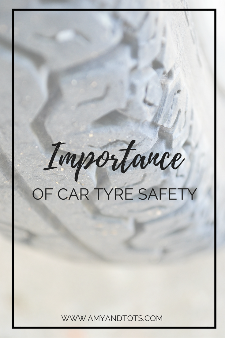 Car tyre safety is just as important as getting your MOT or wearing your seatbelt.
