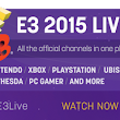#E3Live Schedule for Thursday June 18, 2015