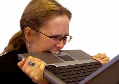 Laptop Lambat Loading, sungguh menyeksakan...