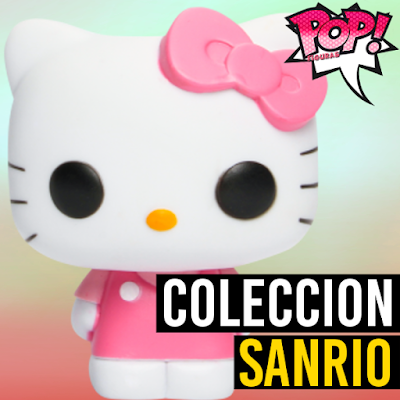Lista de figuras funko pop de Funko POP Sanrio