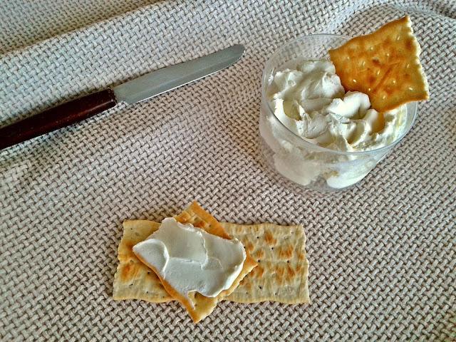 як зробити кремовий сир для канапок