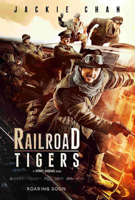 Railroad Tigers 2016 DVD Custom BDRip NTSC Sub