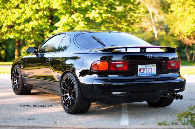 Toyota Celica, ciekawe zdjęcia, V, T180, ST182, ST185