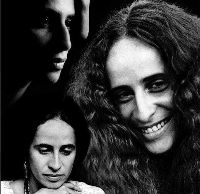 """Imagem com montagem de foto de Bethânia fará parte do encarte do DVD de """"Abraçar e Agradecer"""""""