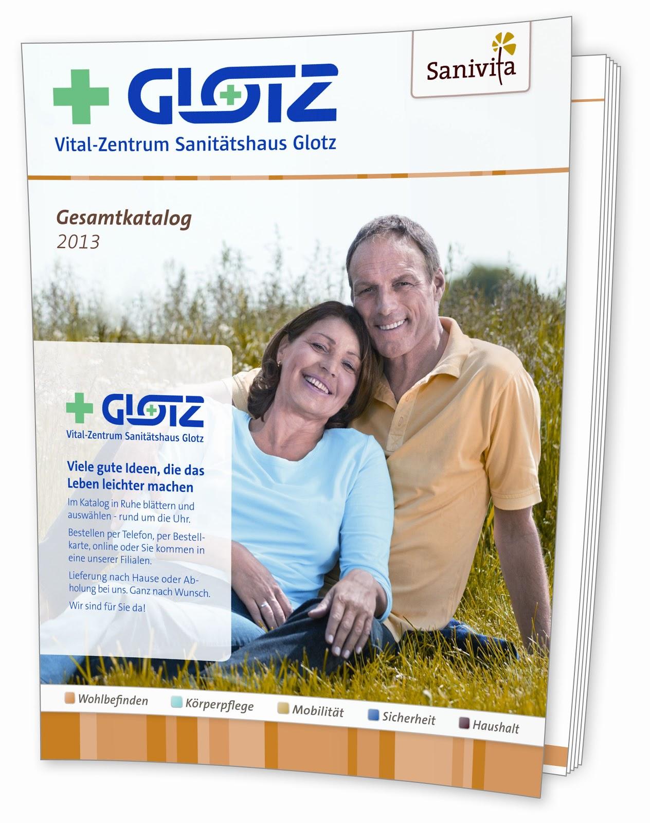 345964c3e36bd4 Sanitätshaus-Artikel 2013 – Vital-Zentum Sanitätshaus Glotz mit gutem  Kundenservice und vielen innovativen Pflegeprodukten