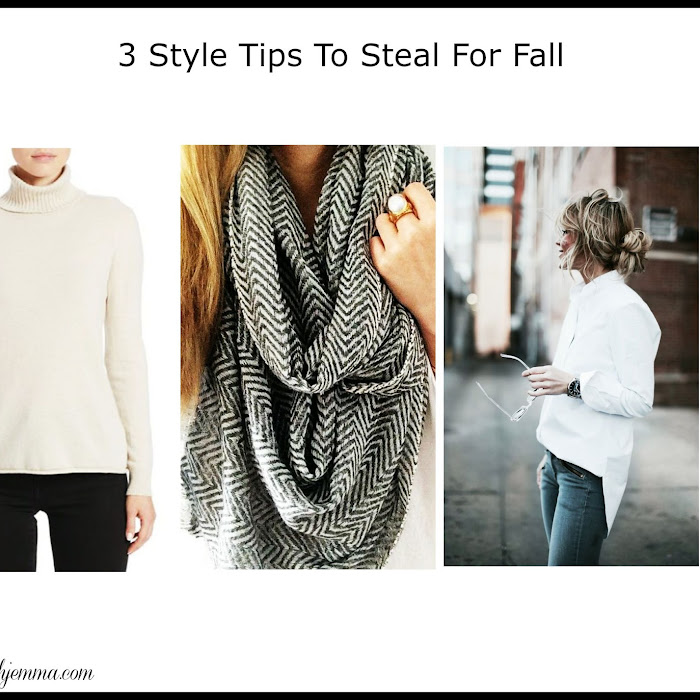 3 Style Tips To Steal For Fall
