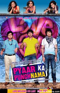 Pyaar Ka Punchnama (2011) Bollywood movie mp3 song free download