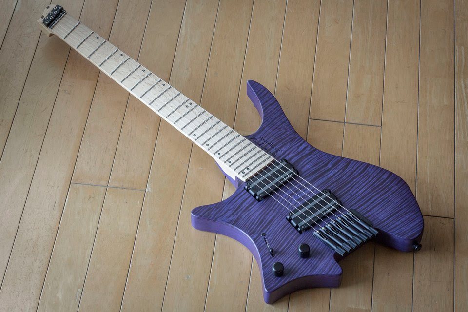 News strandberg set to appear at upcoming trade shows in for Boden os 6 tremolo