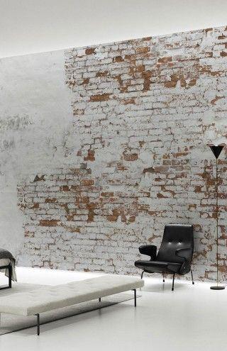 home industrial decor idea