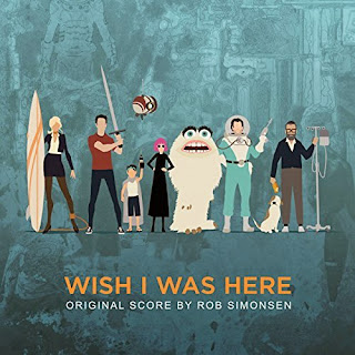 Wish I Was Here Nummer - Wish I Was Here Muziek - Wish I Was Here Soundtrack - Wish I Was Here Filmscore