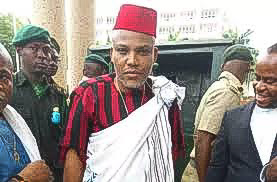 Federal Government Begged Me  to Go With 5 Eastern States -Nnamdi KANU