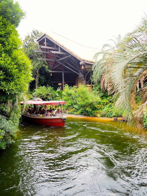 Jungle Cruise, Tokyo Disneyland, Japan