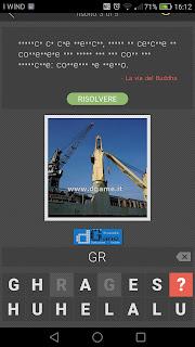 Lettere Nascoste soluzione livello 11 sottolivelli 4 | Parola e foto