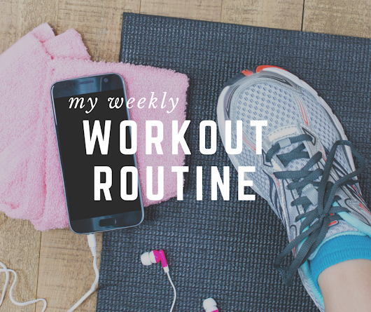 My Current Workout Routine