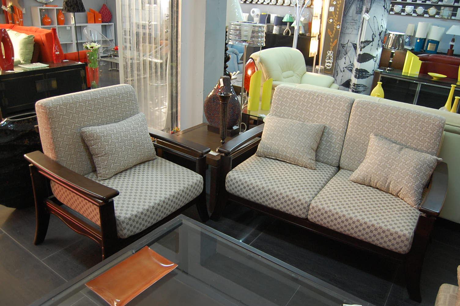 Tapizado de muebles for Sofas y tresillos