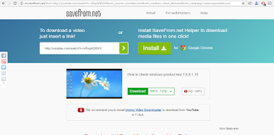 How to get youtube videos downloaded without any software