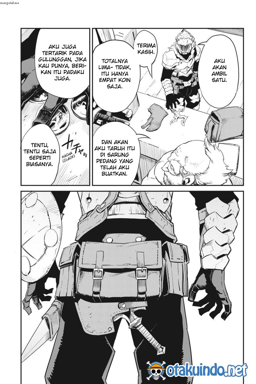 Goblin Slayer Chapter 31-27