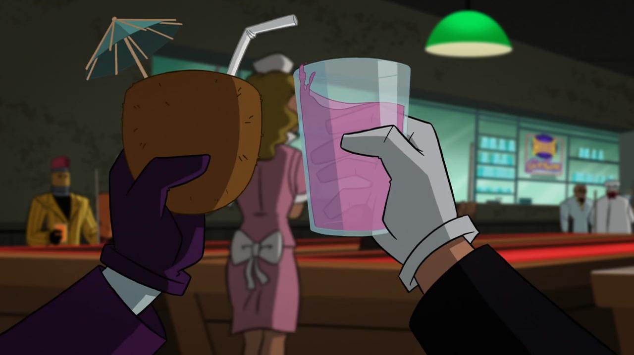 ¡Scooby-doo! y el Intrépido Batman (2018) 720p Latino – Ingles captura 3