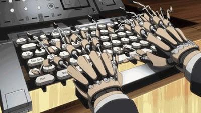 Ghost Keyboard Typing – NOTEPAD TRICKS