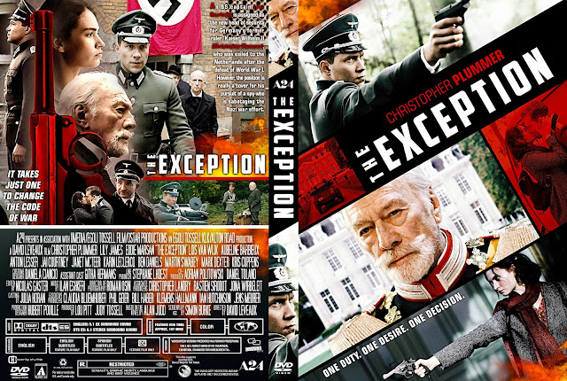 The Exception DVD Cover
