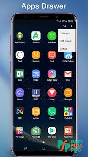 S S9 Launcher Galaxy S8 S9 Launcher theme cool Prime APK