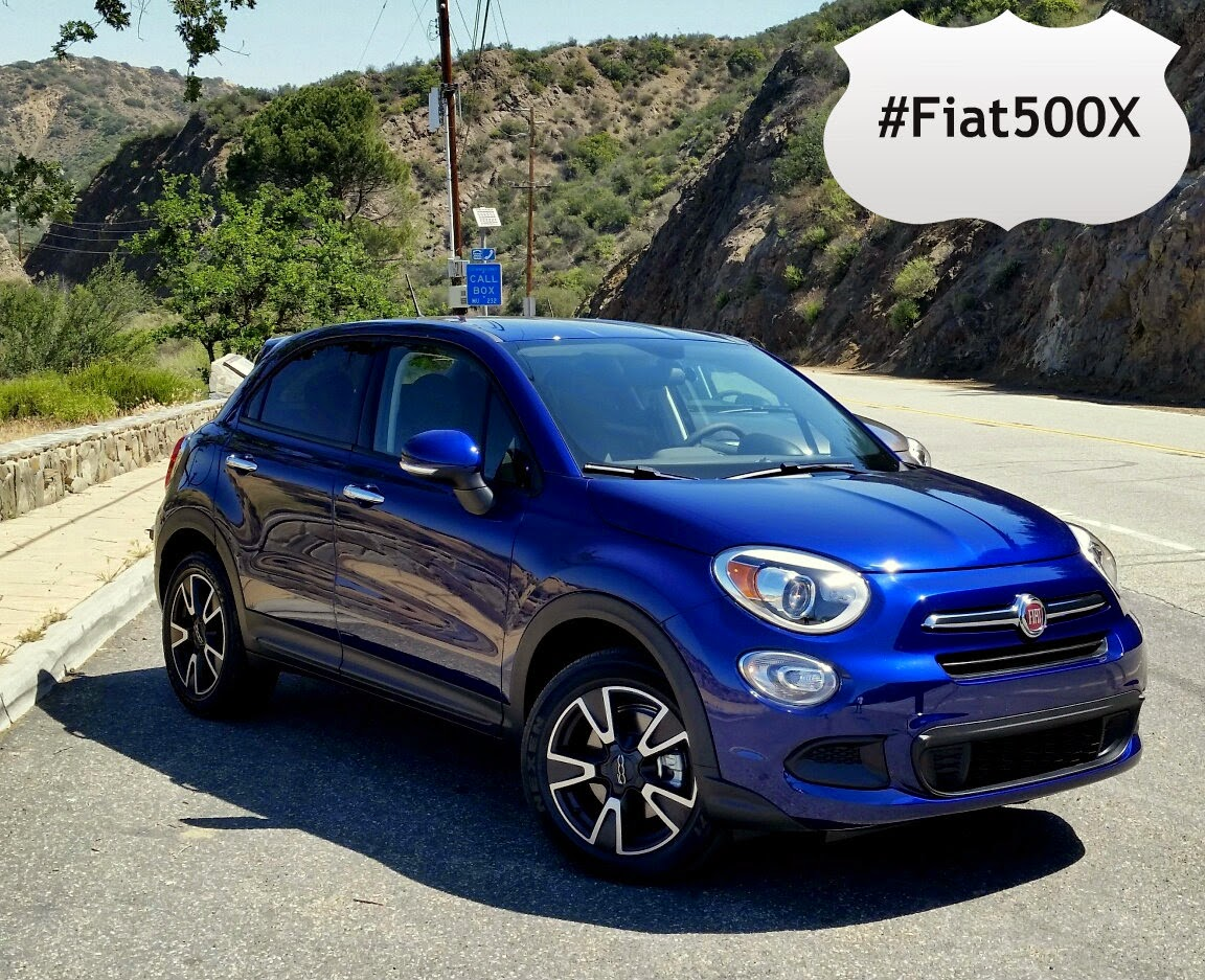The All New Fiat500x www.simplysassysstyle.com