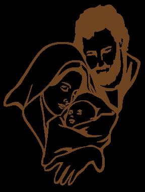 Holy Family, Joseph, Mary, Jesus